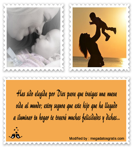 Modelo De Carta Para Una Amiga Que Es Madre Primeriza