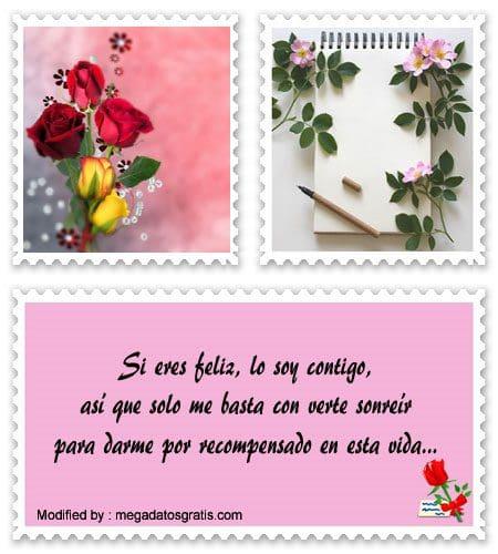 Descargar Frases De Amor Para Mi Novia Mensajes Romanticos Para