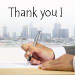 carta para agradecer por elegir tus servicios, modelos de carta para agradecer por elegir tus servicios