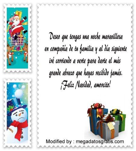 Mensajes Para Desear Felìz Navidad Para Mi Esposo Cartas De