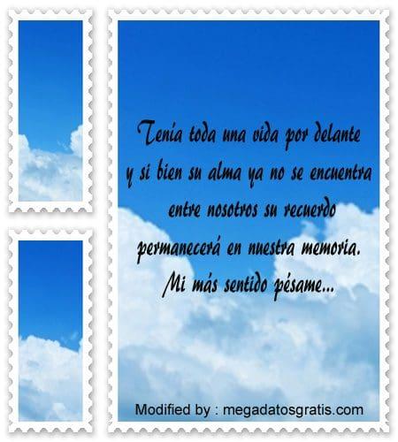 Descarga Gratis Nuevas Frases De Pésame Con Imágenes