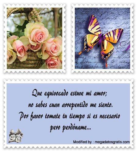 Ejemplos De Cartas Para Regresar Con Mi Ex Frases De Perdon