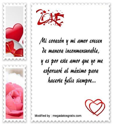 Descargar Frases De Amor Para Mi Novia Mensajes De Amor