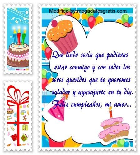 dedicatorias de cumpleaños para mi pareja,Espléndidas palabras de cumpleaños para tu novio
