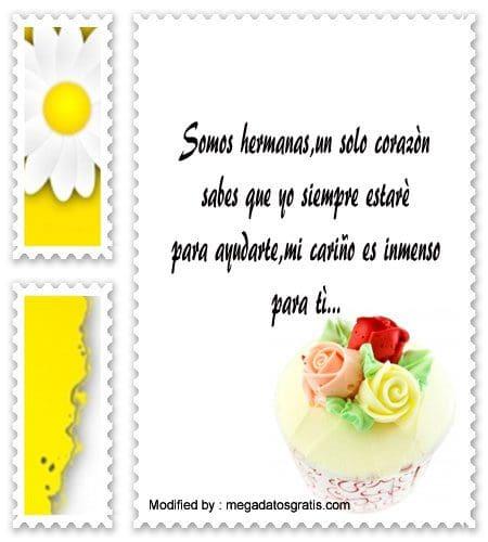 Mensajes Bonitos Para Mi Hermana Que Esta Lejos Frases De Carino