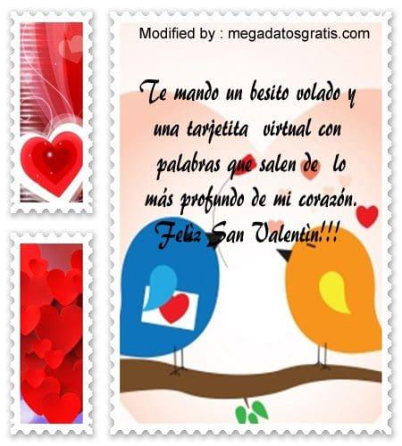 Bonitos Mensajes Para Dedicar En San Valentin Frases De Amor