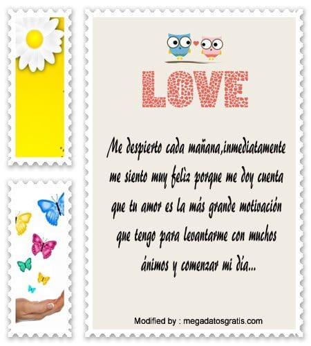 Mensajes De Buenos Dias Para Mi Pareja Frases De Amor De Buenos