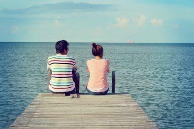 dulces pensamientos de amor para compartir en verano