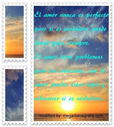 Bellos Mensajes Sobre El Amor Verdadero Con Imagenes
