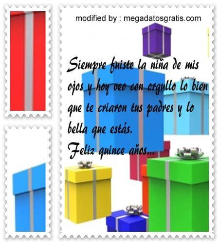 Textos De Cumpleaños Para Mi Nieta En 15 Años Con Imágenes