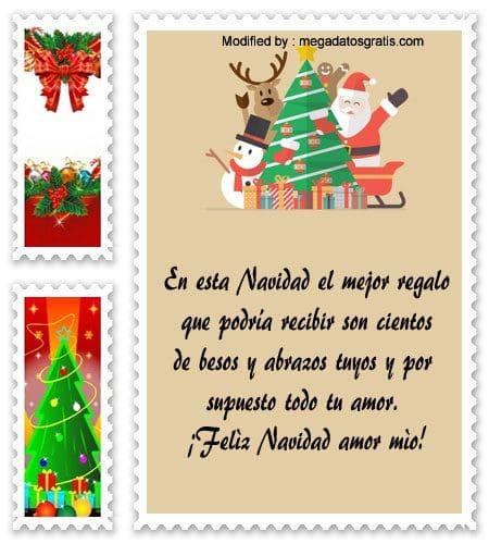 Frases Navidenas Para Tu Novia Mensajes De Navidad