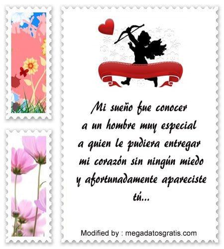 Originales Mensajes De Amor Para Mi Novio Frases Romanticas