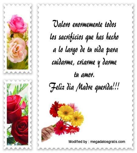dedicatorias para el dia de la Madre,descargar frases bonitas para el dia de la Madre