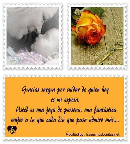 Bonitos Mensajes Por El Día De La Madre Para Mi Suegra