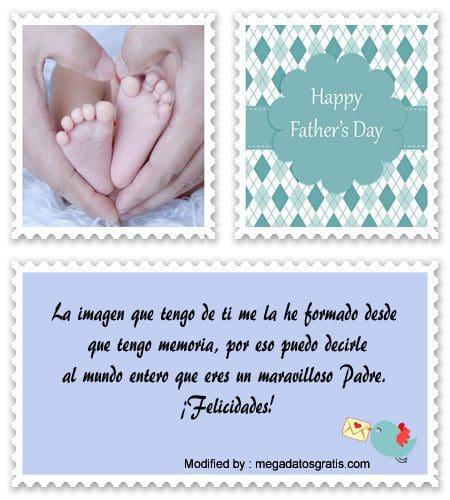 descargar mensajes bonitos para el dia del Padre,mensajes de texto para el dia del Padre