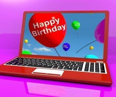 originales palabras de cumpleaños para Facebook, bonitas frases de cumpleaños para Facebook
