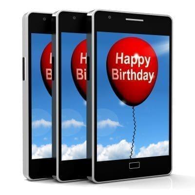 ejemplos de palabras de cumpleaños para WhatsApp, lindas frases de cumpleaños para WhatsApp