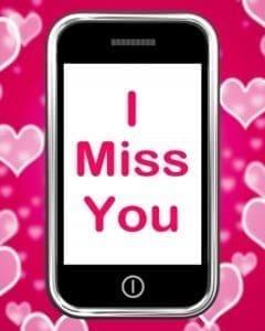 enviar palabras de nostalgia para mi novia, originales mensajes de nostalgia para mi novia