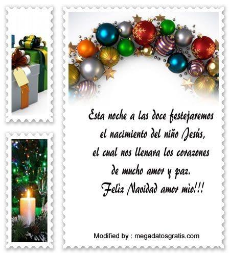 Lindos Mensajes De Navidad Para Mi Novia Saludos De Navidad