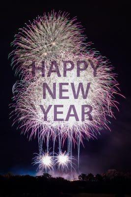 enviar nuevos pensamientos de Año Nuevo para un ser querido, compartir lindos mensajes de Año Nuevo para mis familiares