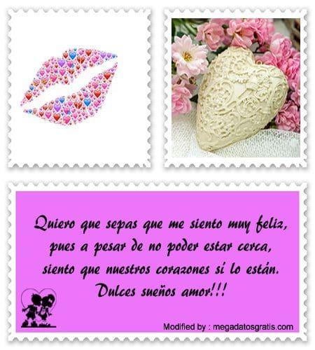Lindos Mensajes De Buenas Noches Para Mi Novia Mensajes De Amor