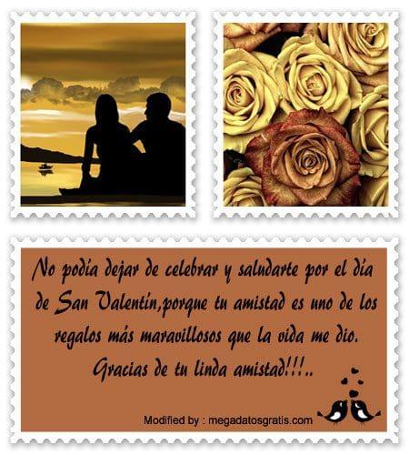 Lindos Mensajes De San Valentín Para Mi Mejor Amigo San