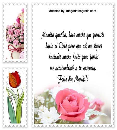 Saludos Dia De La Madre Para Mama Fallecida Feliz Dia De La Madre