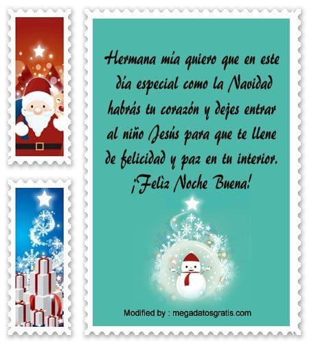 Lindos Mensajes De Navidad Para Mis Hermanosbuscar Frases
