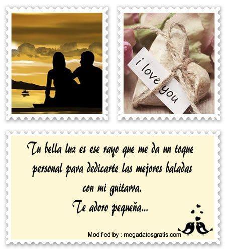 Lindos Mensajes De Amor Para Parejasnuevas Frases De Amor