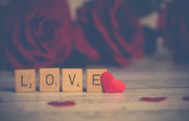 buscar bellas palabras de amor para dedicar